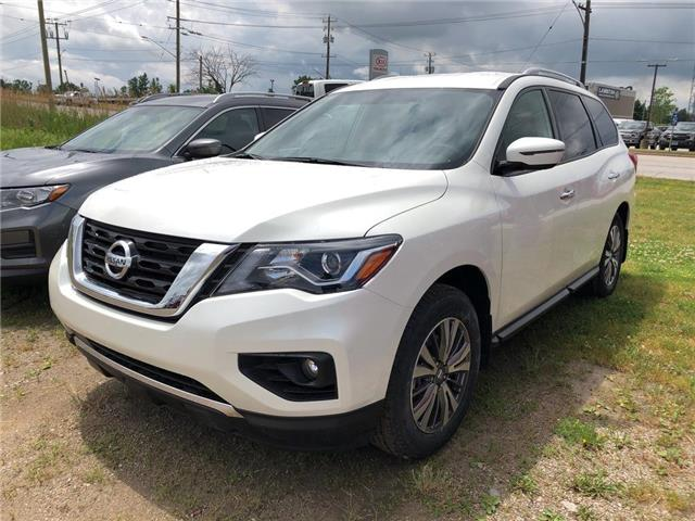 2020 Nissan Pathfinder SV Tech (Stk: 20160) in Sarnia - Image 1 of 5