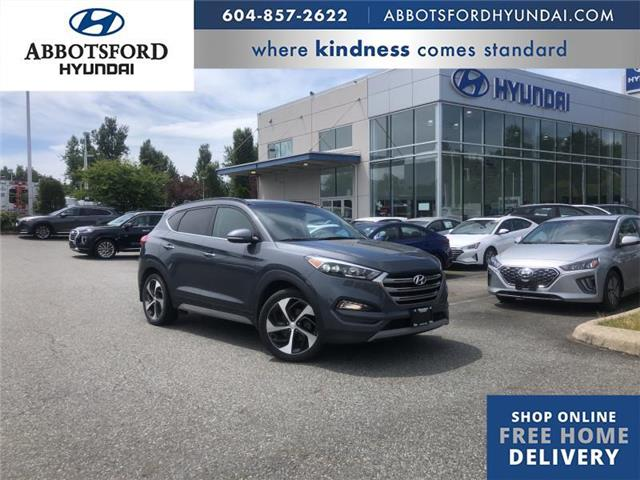 2017 Hyundai Tucson Limited (Stk: AH9063AA) in Abbotsford - Image 1 of 30