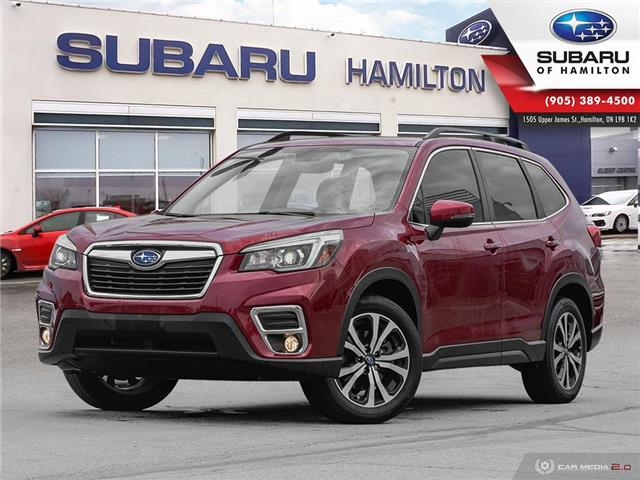 2020 Subaru Forester Limited (Stk: S7915) in Hamilton - Image 1 of 27