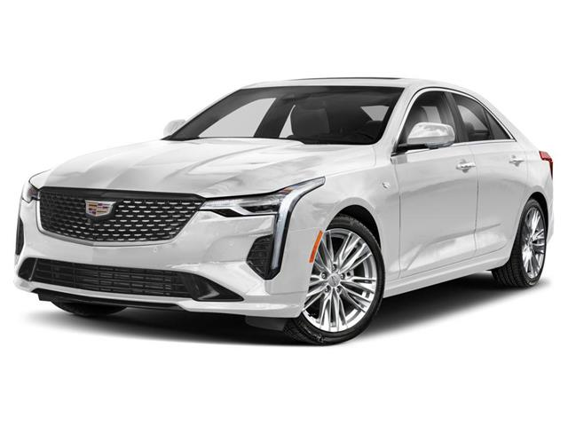 2020 Cadillac CT4 V-Series (Stk: 206-0322) in Chilliwack - Image 1 of 1
