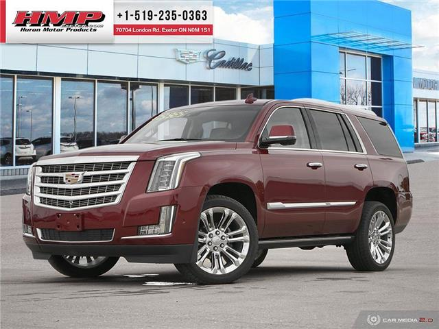 2019 Cadillac Escalade Premium Luxury (Stk: 82120) in Exeter - Image 1 of 27