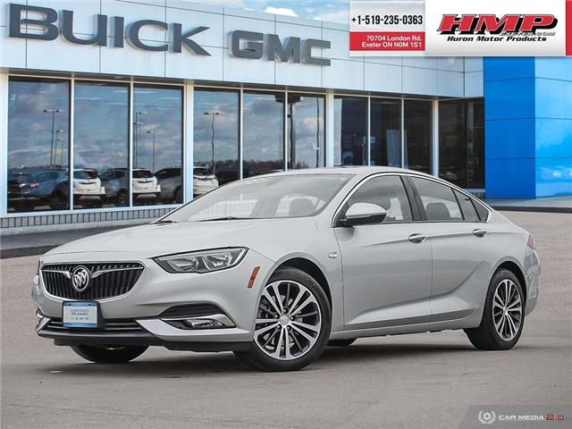 2019 Buick Regal Sportback Essence (Stk: 86571) in Exeter - Image 1 of 27
