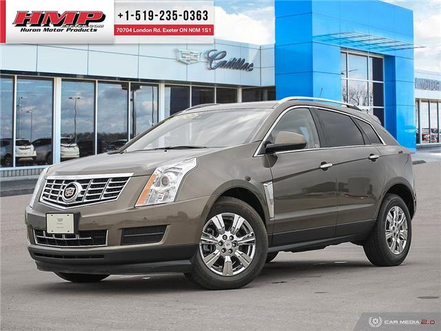 2016 Cadillac SRX Luxury Collection (Stk: 86290) in Exeter - Image 1 of 27
