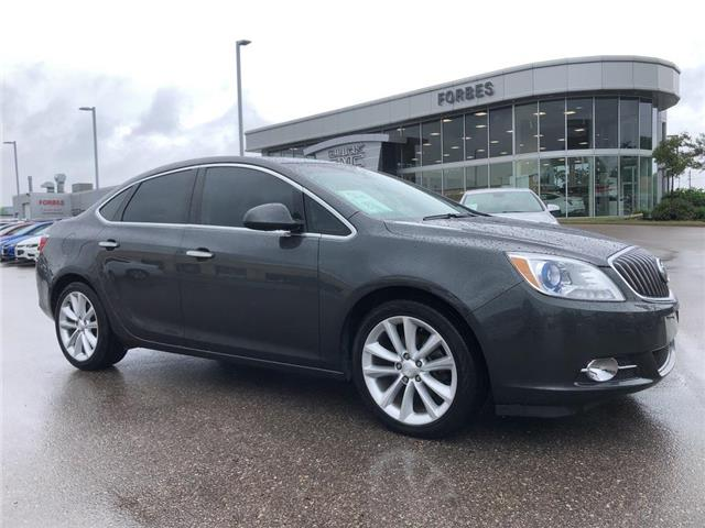 2016 Buick Verano Leather (Stk: 163541) in Waterloo - Image 1 of 29