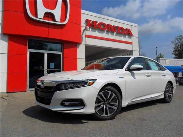 2020 Honda Accord Hybrid Base (Stk: 10931) in Brockville - Image 1 of 28