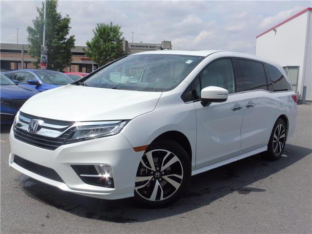 2020 Honda Odyssey Touring (Stk: 20-0459) in Ottawa - Image 1 of 23