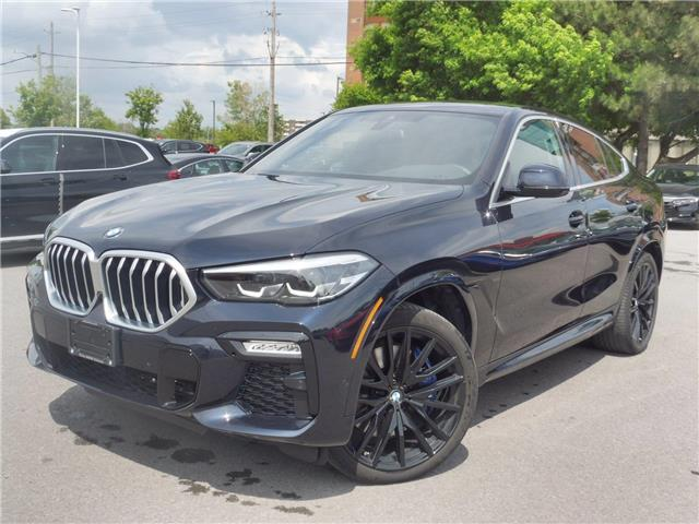 2020 BMW X6 xDrive40i (Stk: 13780) in Gloucester - Image 1 of 27