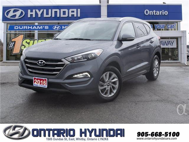 2016 Hyundai Tucson Base (Stk: 62342K) in Whitby - Image 1 of 19
