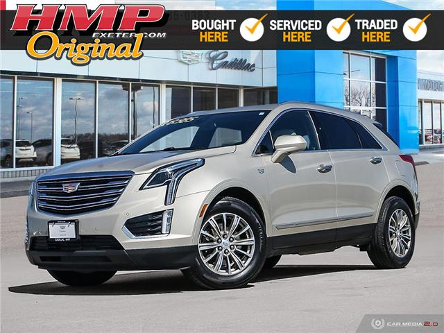 2017 Cadillac XT5 Luxury (Stk: 73064) in Exeter - Image 1 of 27