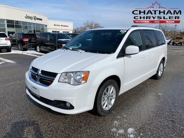 2020 Dodge Grand Caravan Premium Plus (Stk: N04396) in Chatham - Image 1 of 15