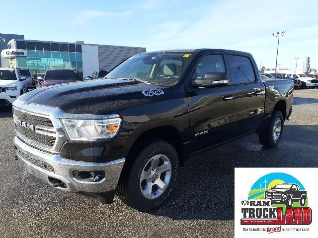 2020 RAM 1500 Big Horn (Stk: N04192) in Chatham - Image 1 of 11