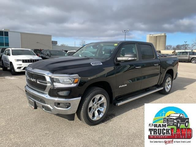 2020 RAM 1500 Big Horn (Stk: N04270) in Chatham - Image 1 of 13