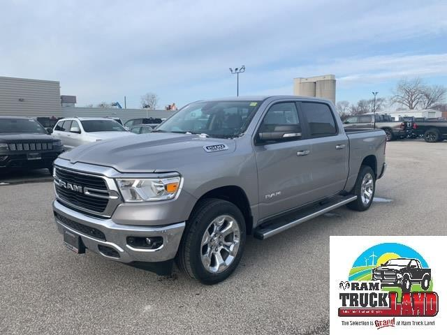 2020 RAM 1500 Big Horn (Stk: N04266) in Chatham - Image 1 of 1
