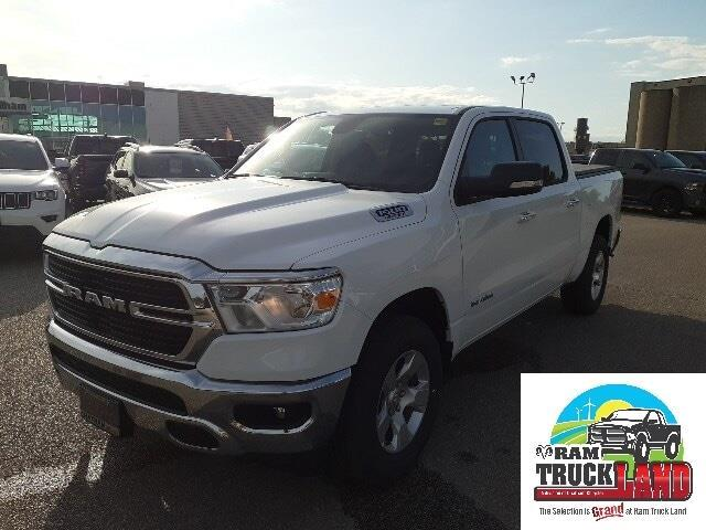 2020 RAM 1500 Big Horn (Stk: N04198) in Chatham - Image 1 of 1