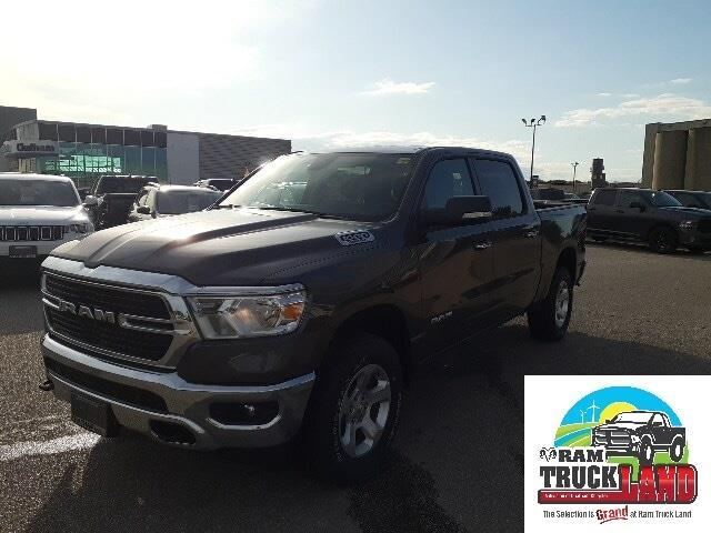 2020 RAM 1500 Big Horn (Stk: N04199) in Chatham - Image 1 of 1