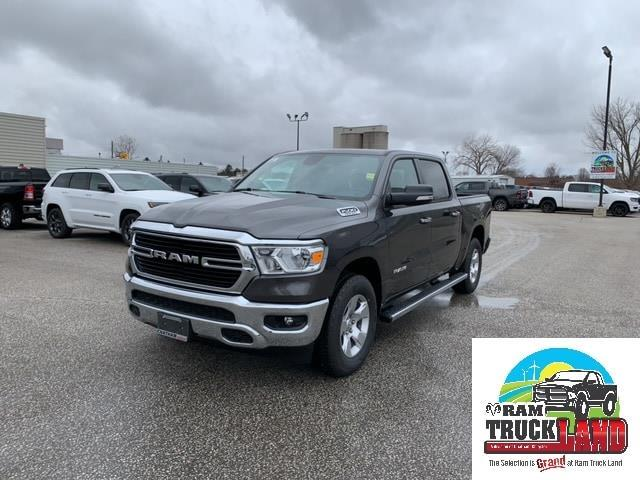 2020 RAM 1500 Big Horn (Stk: N04276) in Chatham - Image 1 of 12