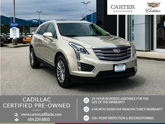 2017 Cadillac XT5 Luxury (Stk: D01021) in North Vancouver - Image 1 of 26