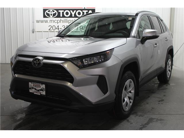 2020 Toyota RAV4 LE (Stk: W117441) in Winnipeg - Image 1 of 23