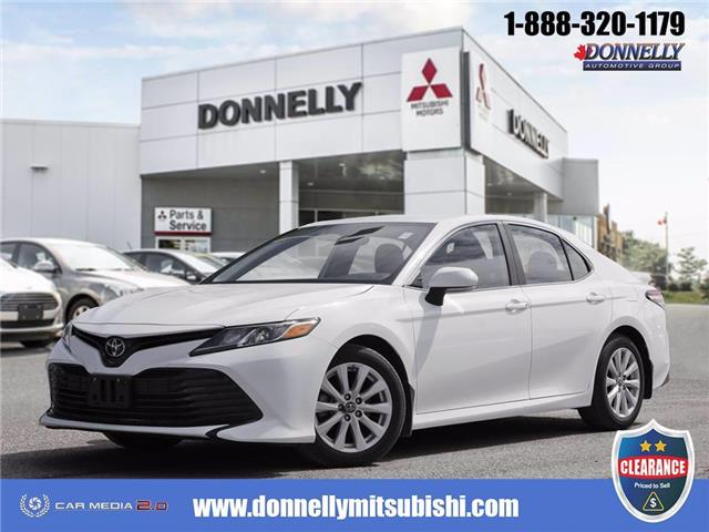 2019 Toyota Camry LE (Stk: MUR969) in Kanata - Image 1 of 27