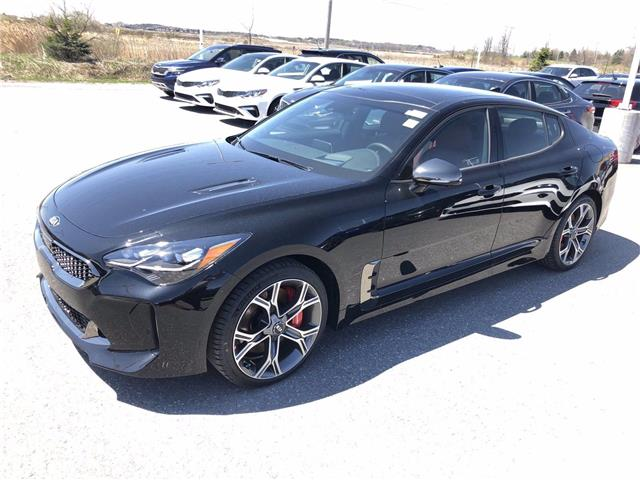 2020 Kia Stinger GT Limited w/Red Interior (Stk: KT355) in Kanata - Image 1 of 9