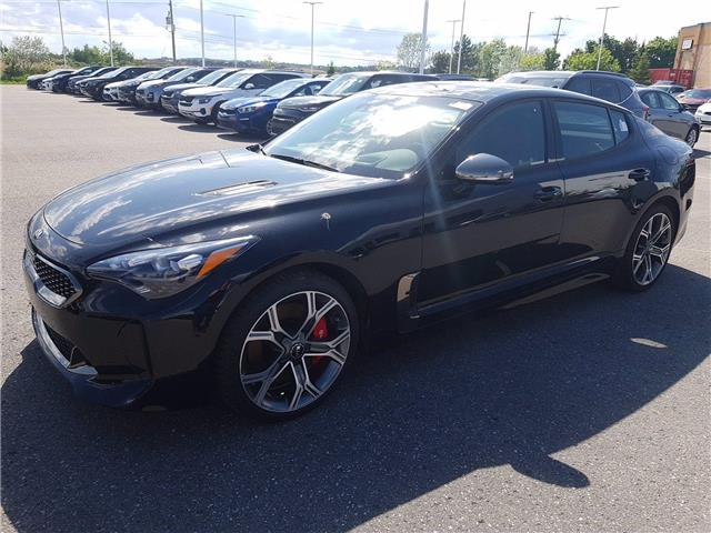 2020 Kia Stinger GT Limited w/Red Interior (Stk: KT308) in Kanata - Image 1 of 9