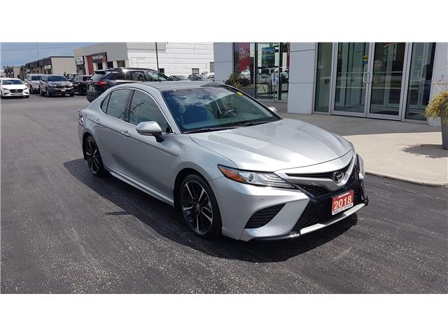2018 Toyota Camry XSE (Stk: 417001) in Sarnia - Image 1 of 7