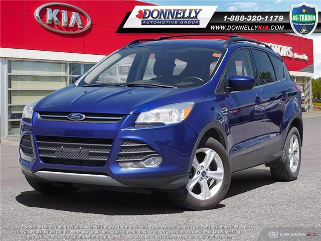2014 Ford Escape SE (Stk: KT212A) in Kanata - Image 1 of 27