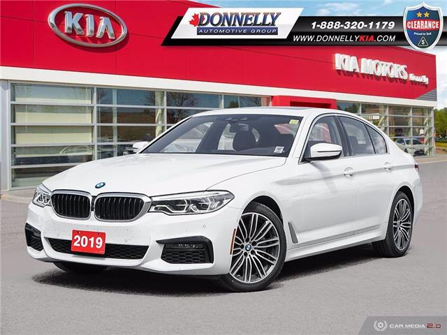 2019 BMW 530i xDrive (Stk: KU2373) in Kanata - Image 1 of 27