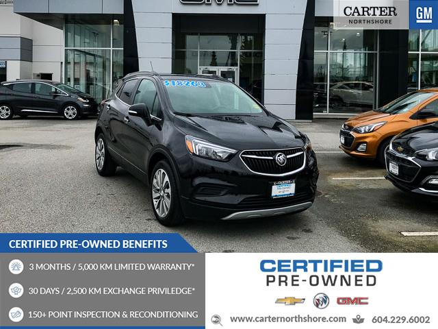 2017 Buick Encore Preferred (Stk: 973950) in North Vancouver - Image 1 of 26