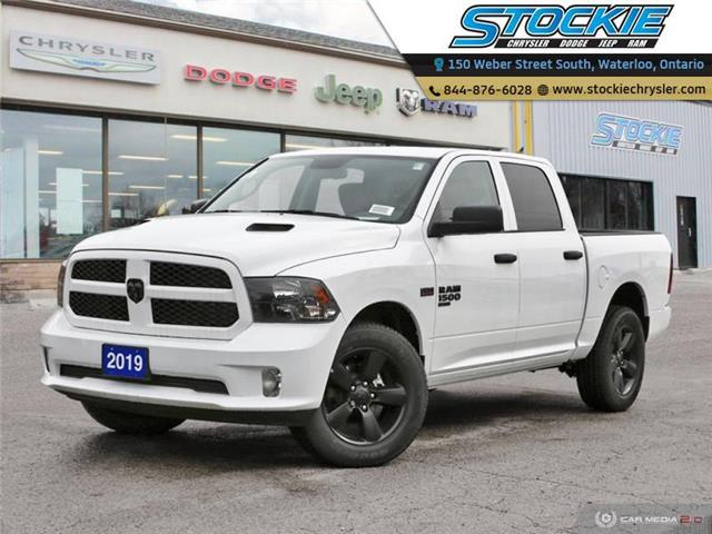 2019 RAM 1500 Classic ST (Stk: 32550) in Waterloo - Image 1 of 27
