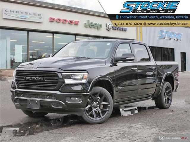 2020 RAM 1500 Laramie (Stk: 33060) in Waterloo - Image 1 of 27