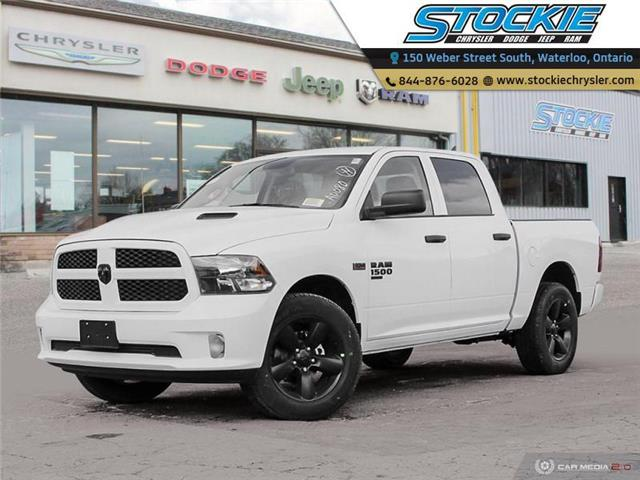 2020 RAM 1500 Classic ST (Stk: 33815) in Waterloo - Image 1 of 27