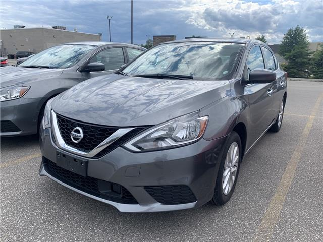 2019 Nissan Sentra 1.8 S (Stk: KY237143) in Sarnia - Image 1 of 3