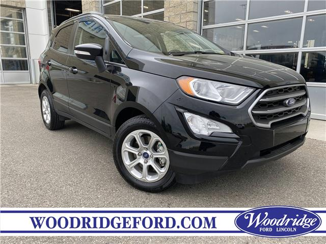 2018 Ford EcoSport SE (Stk: 78204) in Calgary - Image 1 of 21