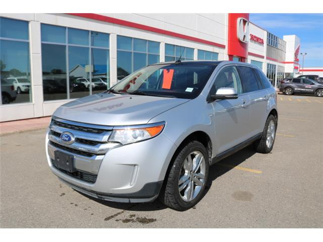 2013 Ford Edge Limited (Stk: U1139) in Fort St. John - Image 1 of 20