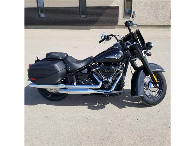 2020 Harley-Davidson FLHCS - Heritage Classic 114  (Stk: 2020-FLHCS-3392) in Yorkton - Image 1 of 9
