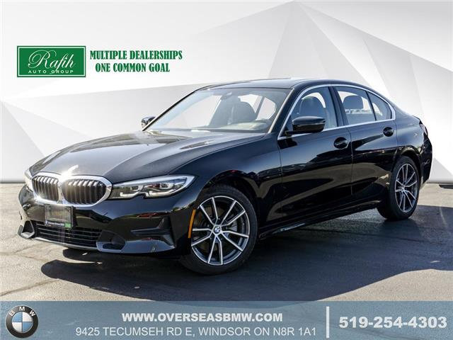 2019 BMW 330i xDrive (Stk: B8026) in Windsor - Image 1 of 23