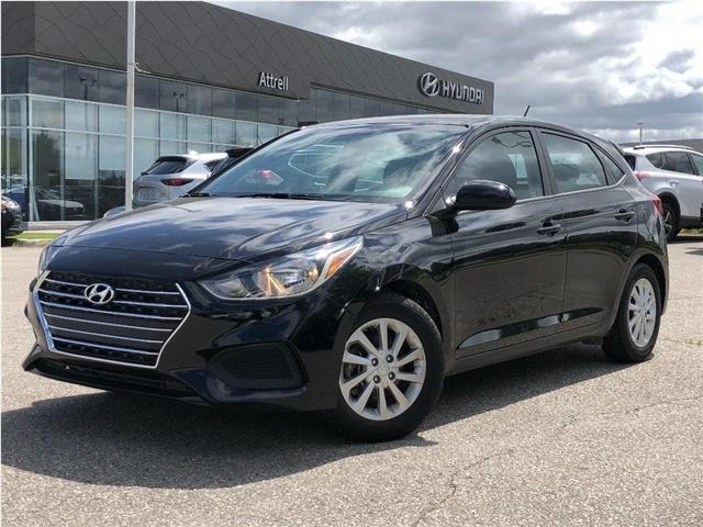 2019 Hyundai Accent Preferred (Stk: 4306) in Brampton - Image 1 of 20