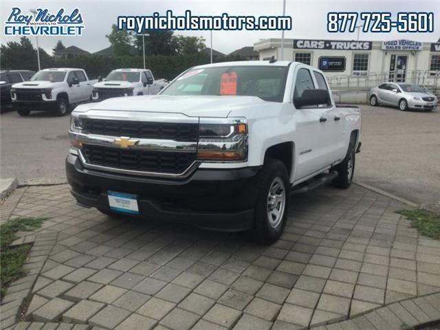 2017 Chevrolet Silverado 1500  (Stk: P6547) in Courtice - Image 1 of 14