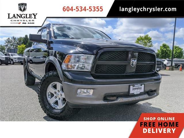 2010 Dodge Ram 1500 SLT/Sport/TRX (Stk: LC0235A) in Surrey - Image 1 of 21