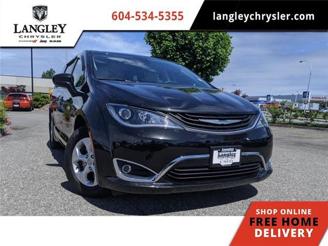 2018 Chrysler Pacifica Hybrid Touring Plus (Stk: LC0363) in Surrey - Image 1 of 21