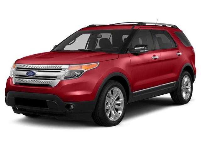 2014 Ford Explorer XLT (Stk: U5405) in Stouffville - Image 1 of 10