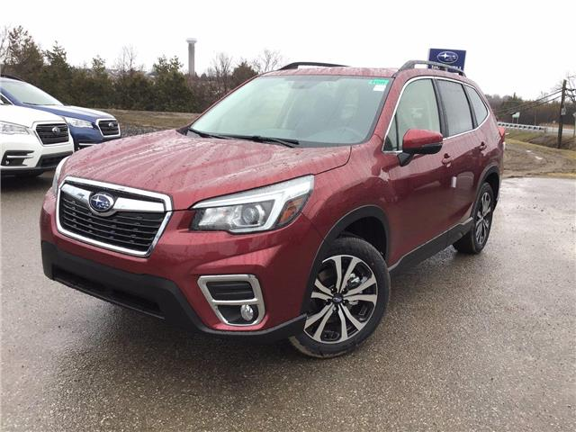 2020 Subaru Forester Limited (Stk: S4321) in Peterborough - Image 1 of 24