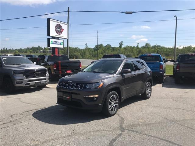 2018 Jeep Compass North (Stk: 61481) in Sudbury - Image 1 of 21