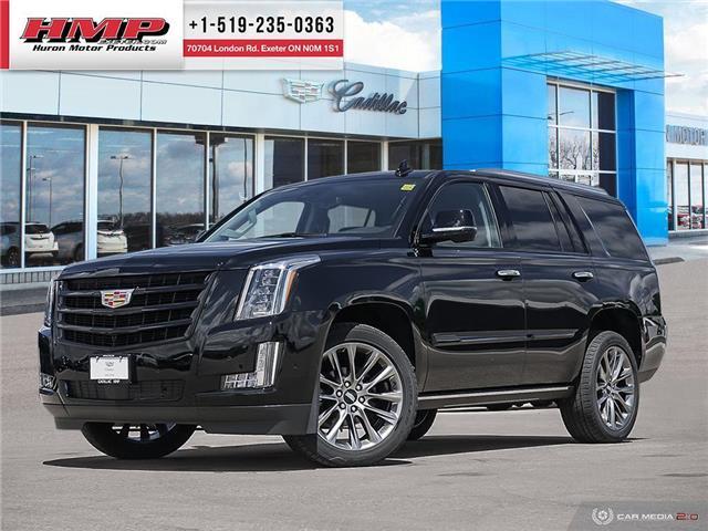 2020 Cadillac Escalade Premium Luxury (Stk: 86584) in Exeter - Image 1 of 27