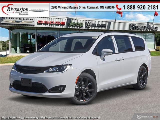 2020 Chrysler Pacifica Limited (Stk: N20053) in Cornwall - Image 1 of 23