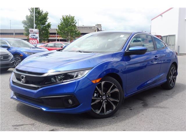 2020 Honda Civic Sport (Stk: 20-0377) in Ottawa - Image 1 of 23