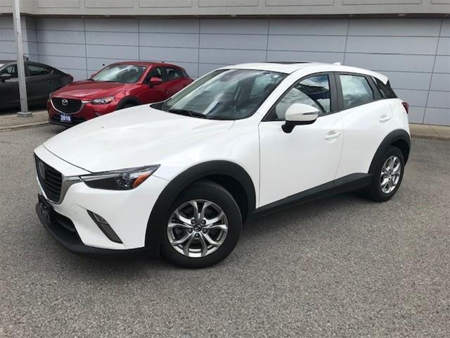 2018 Mazda CX-3 GS (Stk: 20-284A) in Richmond Hill - Image 1 of 1