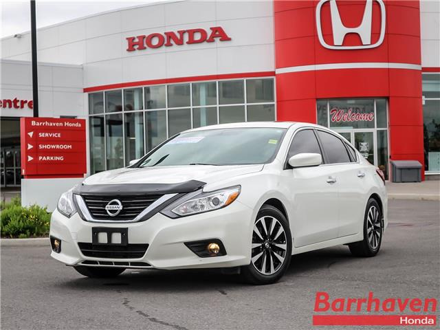 2018 Nissan Altima 2.5 SV (Stk: 2143A) in Ottawa - Image 1 of 29