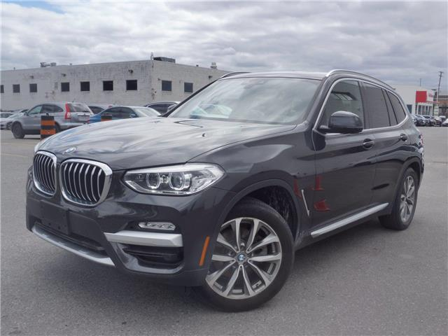 2019 BMW X3 xDrive30i (Stk: P9463) in Gloucester - Image 1 of 24